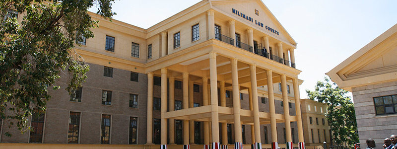 Milimani Law Courts | COURTESY: KENYA YEARBOOK